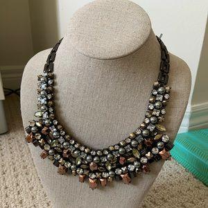 Stella & Dot Khalo Bib Necklace